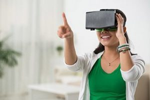 Virtual Reality Property searches