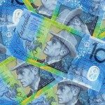 $10 bank note old Australia