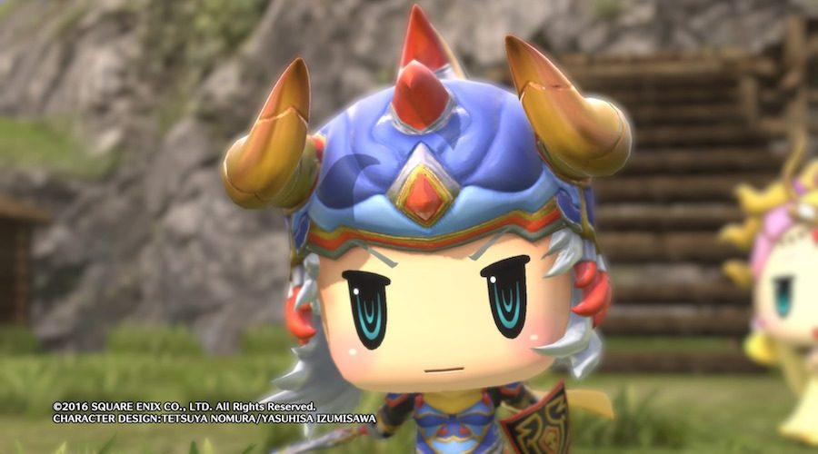 World of Final Fantasy review