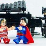 Batman Superman Superwoman Lego