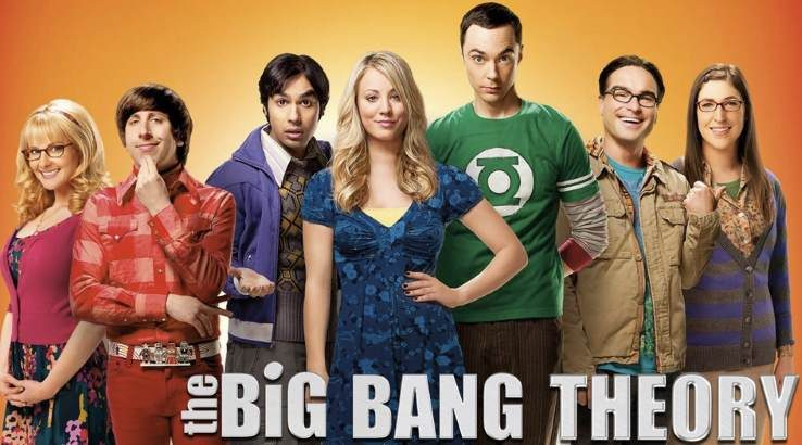 Where to watch The Big Bang Theory online