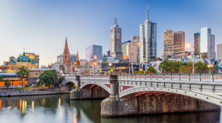 MelbourneFlights_Getty_450x250