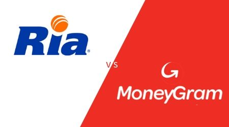MoneyGram vs Ria