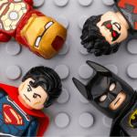 Super hero lego