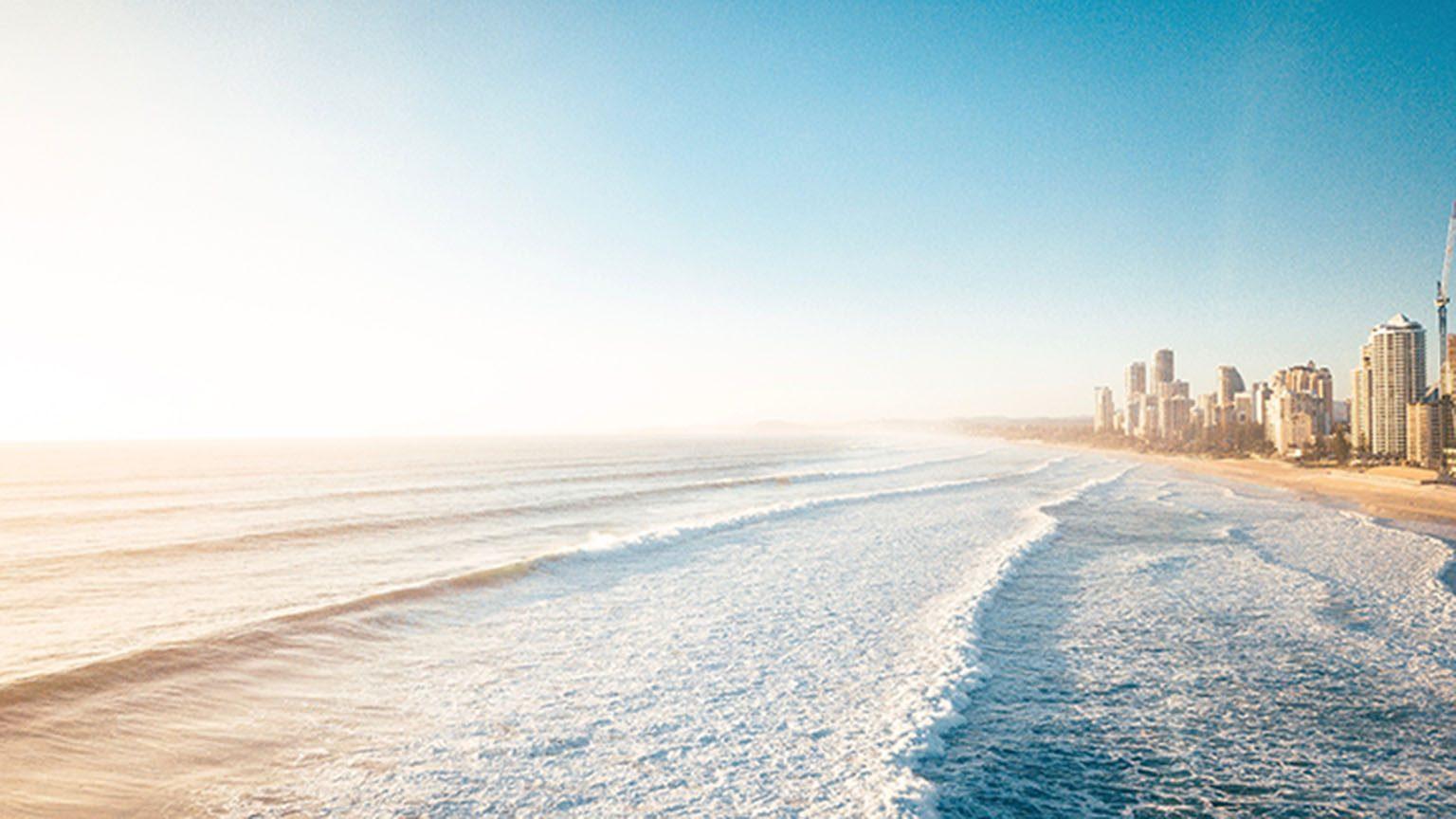 Photo Taken In Surfers Paradise, Australia