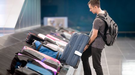 Europe has the highest rate of luggage mishandling in the world