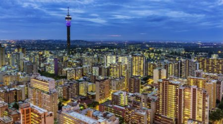 Cheap flights to Johannesburg for 2020