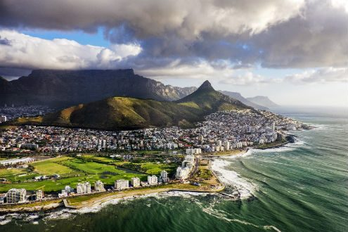 Flights to South Africa