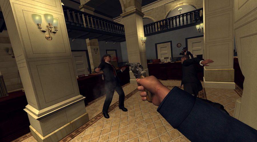 LA Noire VR review