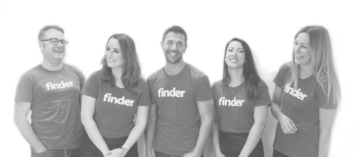 finder team photo