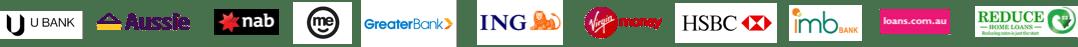 Home Loan Provider Logos