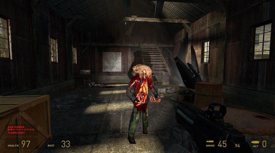 Best PC games: Half life 2