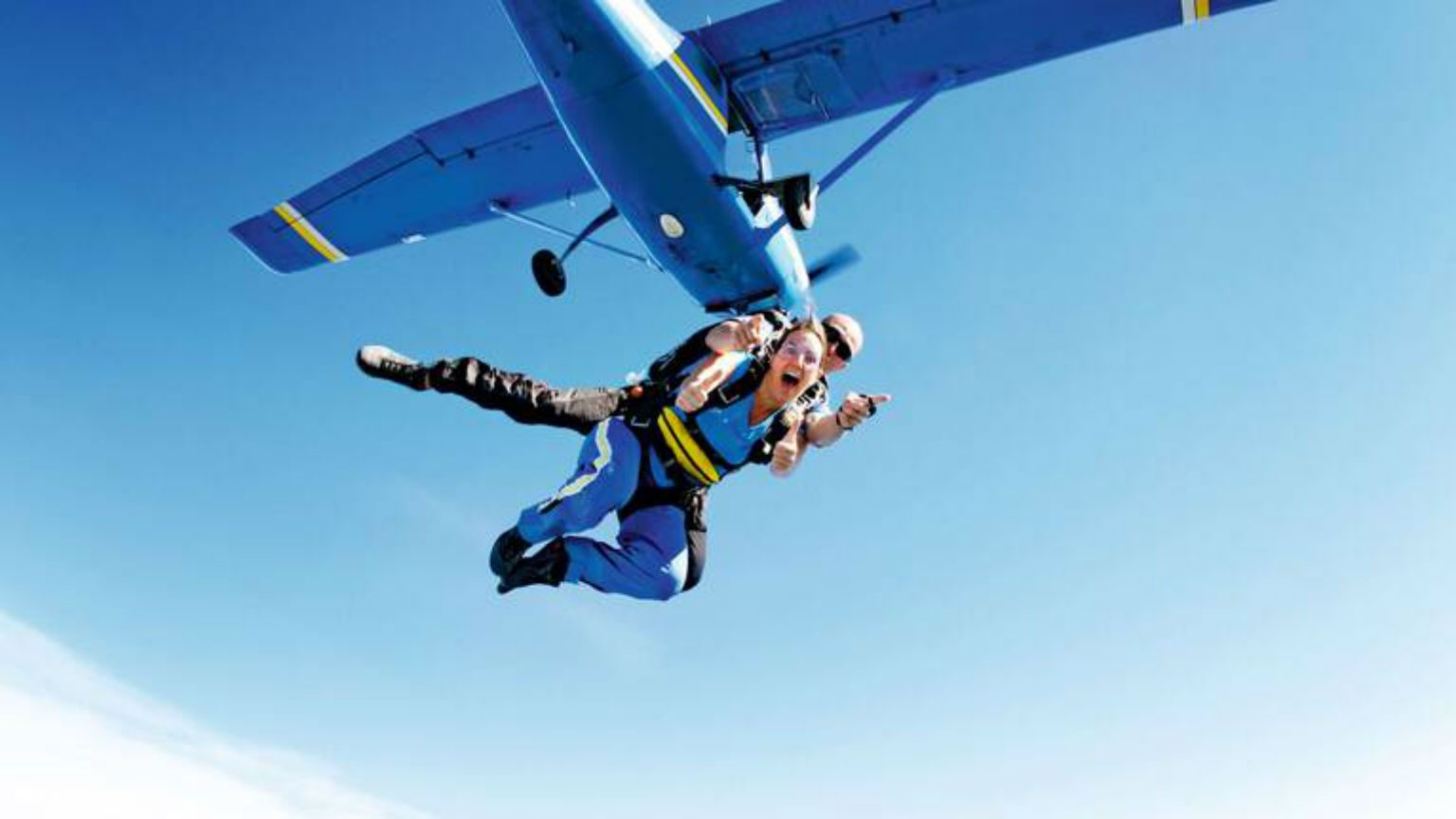 Skydiving experience in Melbourne