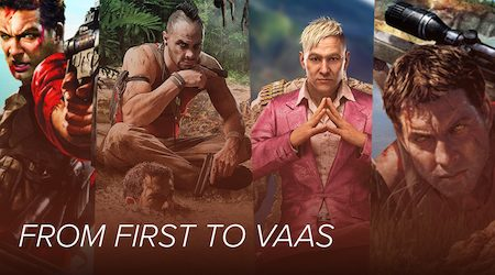 Every Far Cry game ranked from criminally insane to crazy cool