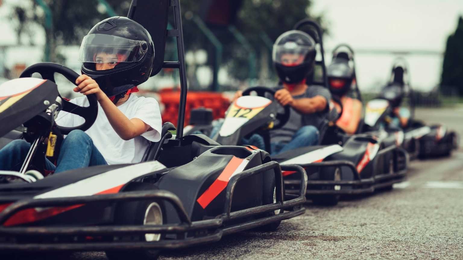 go karting adelaide