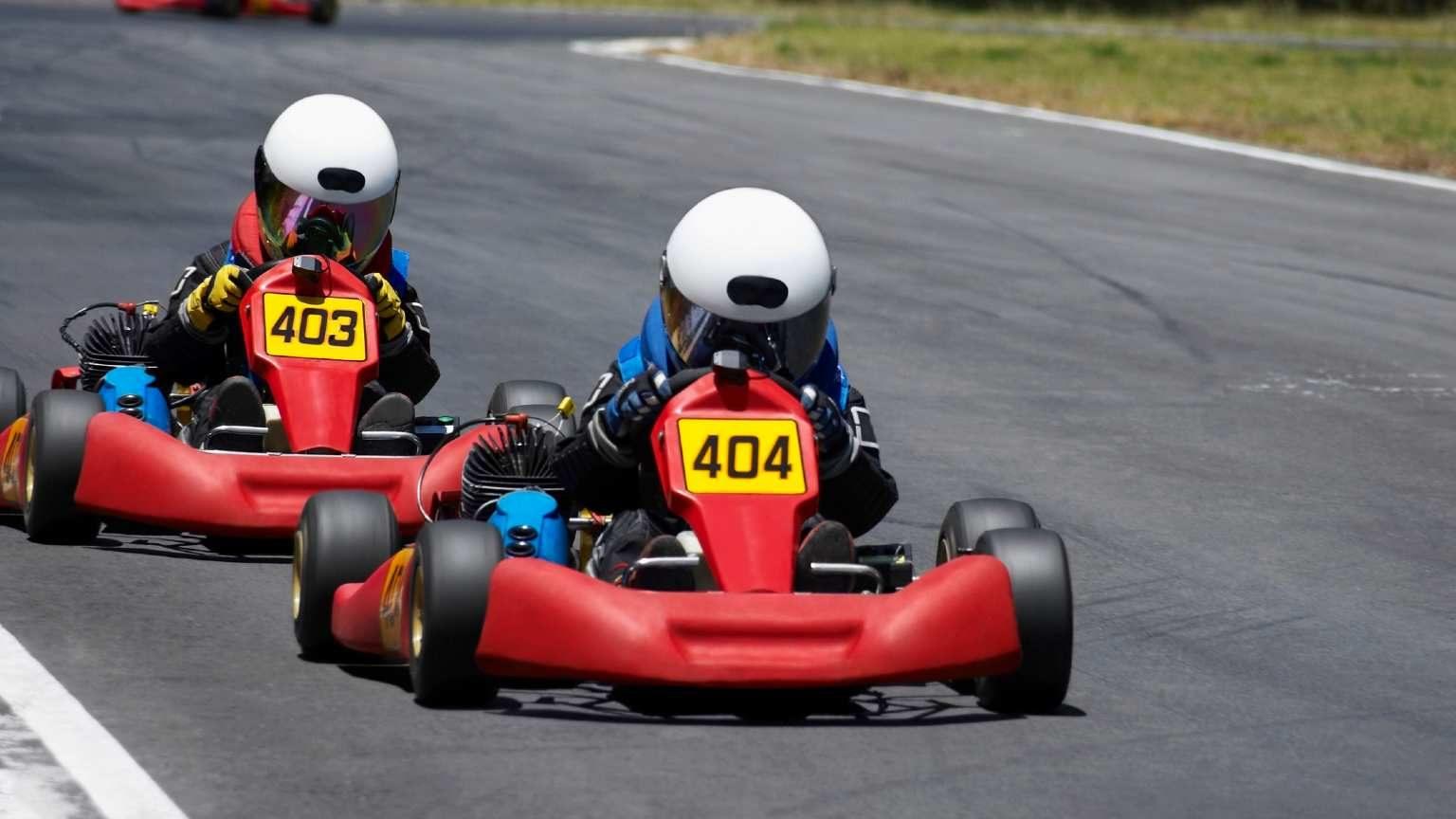 go karting cairns