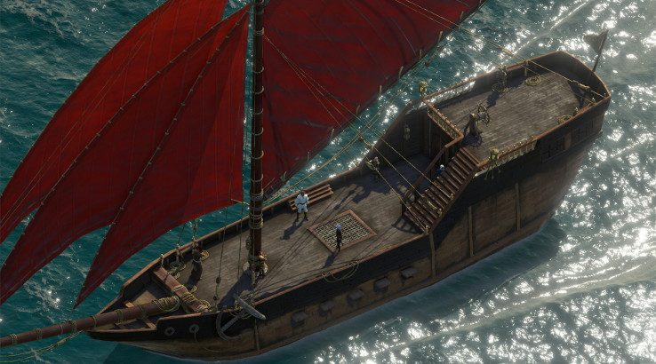 Pillars of Eternity II review