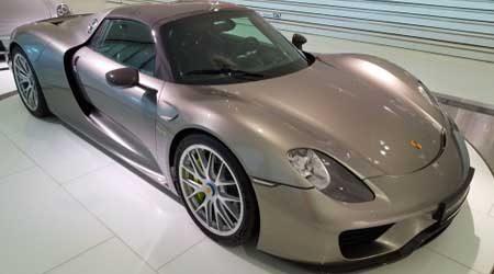 Porsche Finance Options