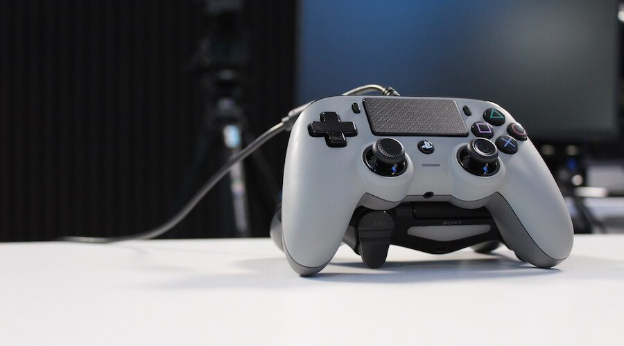 naconWired PS4 controller review