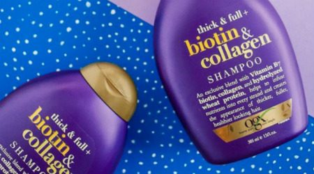 Beauty product of the week: OGX Biotin and Collagen shampoo and conditioner