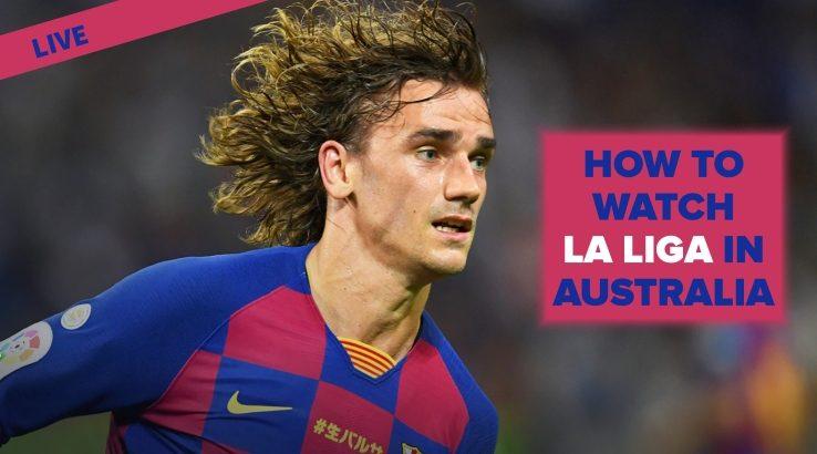 Barcelona Soccer player