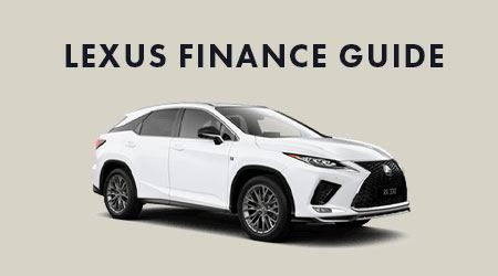 A guide to Lexus finance