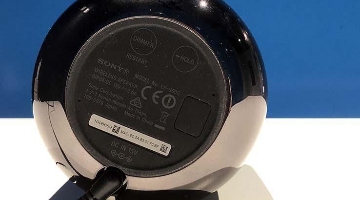 Sony LF-S50G