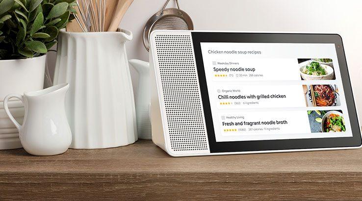 Lenovo 10-inch Smart Display