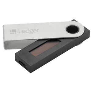 Ledger Nano S - Best Crypto Hardware Wallets of 2020