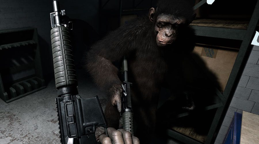 Planet of the Apes VR review
