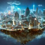 shutterstock cryptocurrency blockchain floating city 450x250
