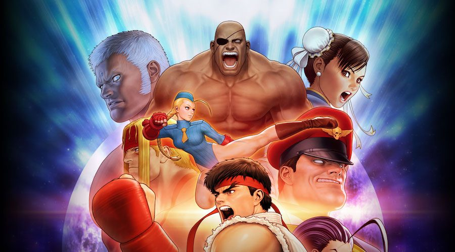 Street Fighter 30th Anniversary review