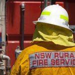 Firefighter in NSW