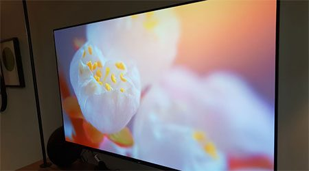 Sony A9F 4K OLED TV review: Great performance – for the wealthy