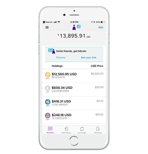 Cryptocurrency wallet app reviews