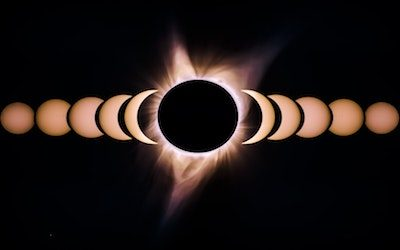 Experience the wonder of a total solar eclipse in 2019, 2020 and 2021