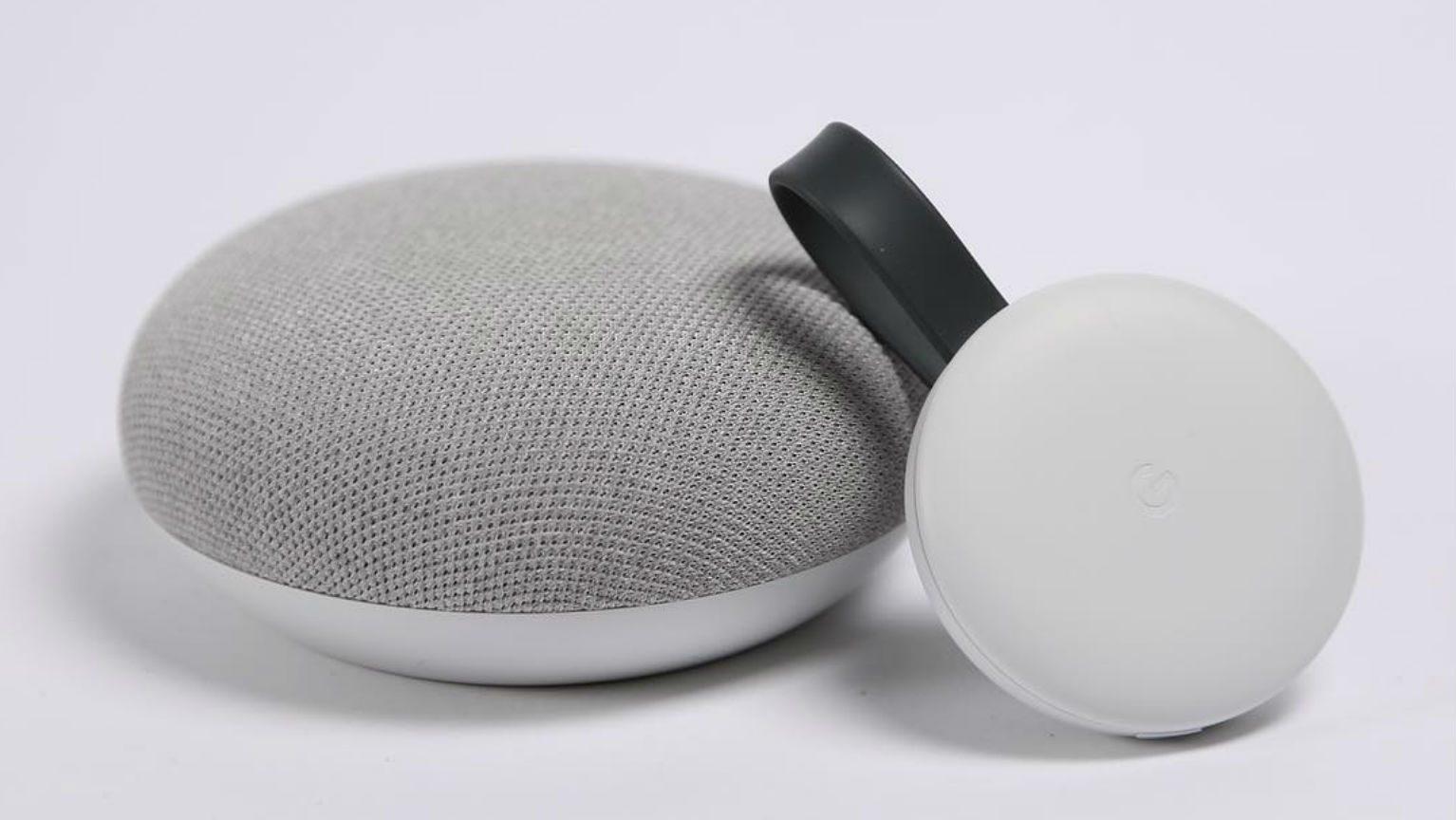 Google Home mini and chromecast