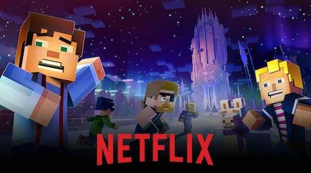 Minecraft Story Mode For Netflix Review A Bold Future Worth Choosing