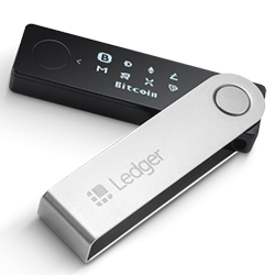 ledger-nano-x-  - Best Crypto Hardware Wallets of 2020