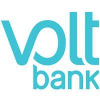 Logo for Volt Bank.