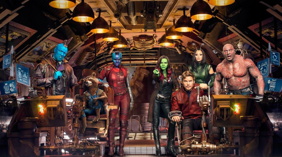 Marvel Studios' Guardians of the Galaxy Vol. 2