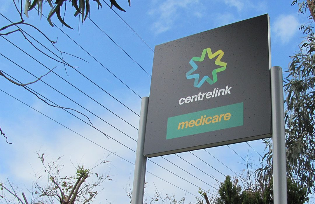 medicare offices sign