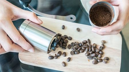 Coffee grinder Finder: How to wake up to the smell of freshly ground coffee