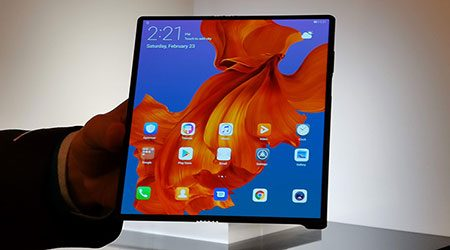 Huawei Mate X first impressions review