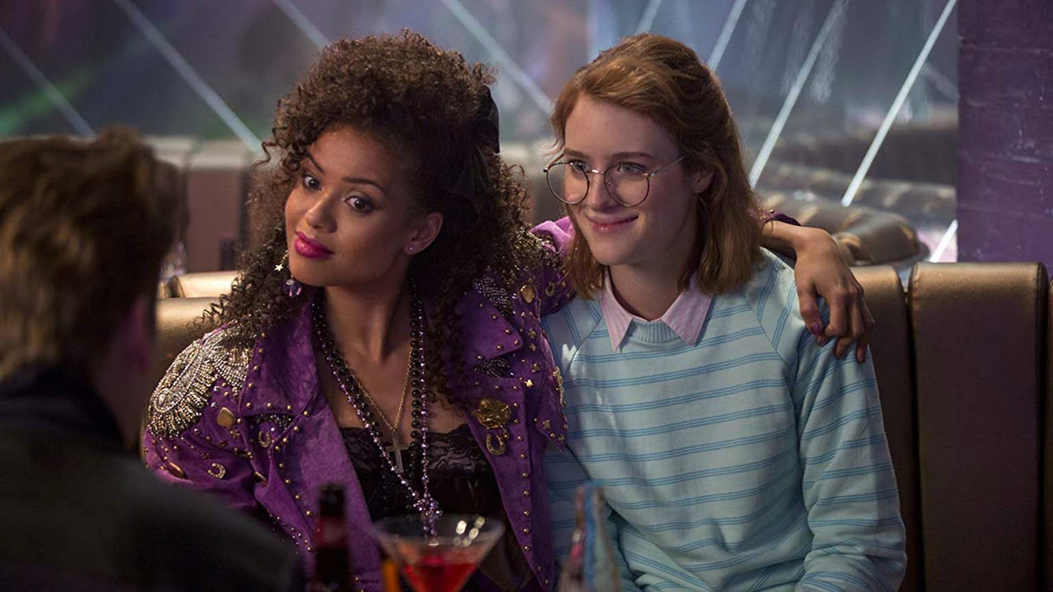 Netflix Content - Black Mirror San Junipero screenshot