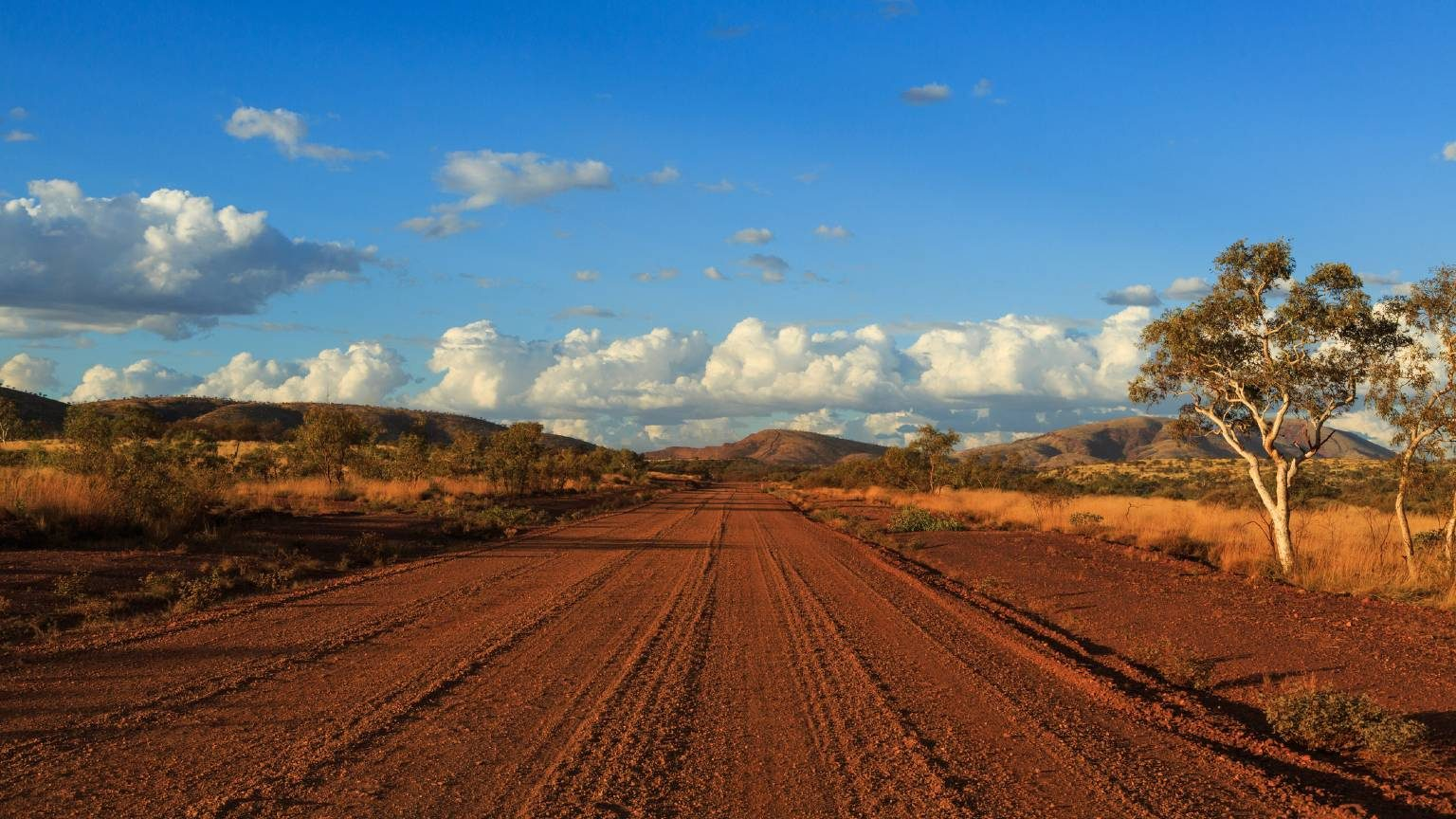 The Pilbara Region of Western Australia.