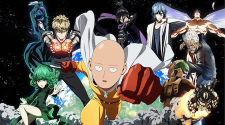 Where to watch One-Punch Man online in Australia