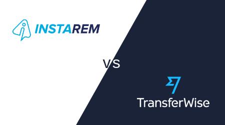 InstaReM vs TransferWise
