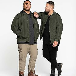 Top 8 sites to buy plus size men's clothing online | Finder