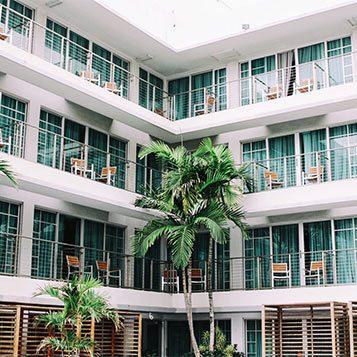 Compare hotel chains